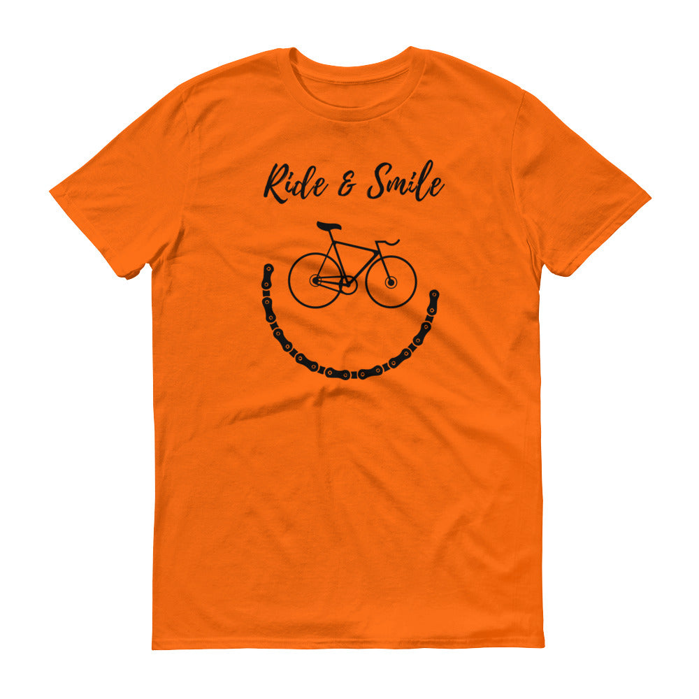 Bike Smile Tshirt