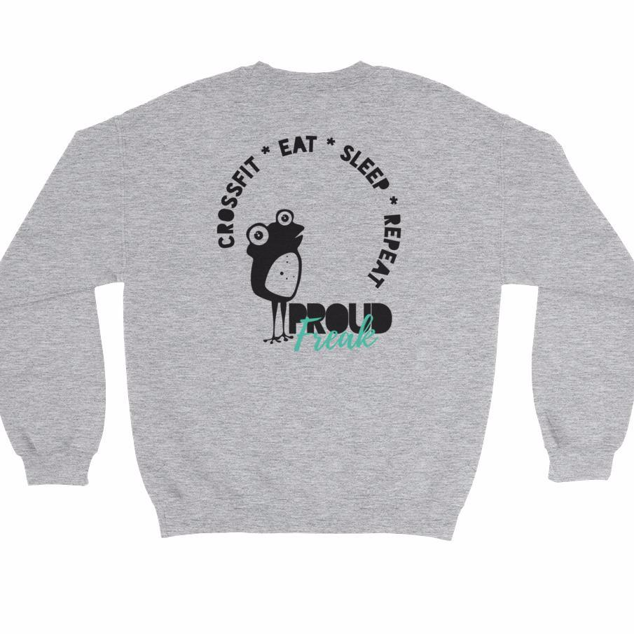 Proud Cross-Freak Sweatshirt