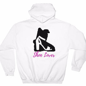Shoe Lover Hooded Sweatshirt