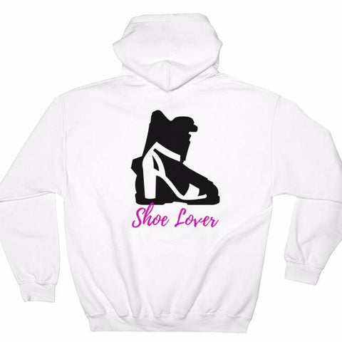 Shoe and Ski Boots Lover hooded sweatshirt - Proud Freak