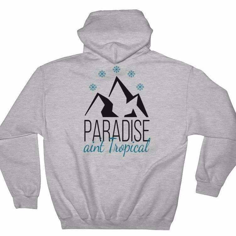 Paradise Hooded Sweatshirt