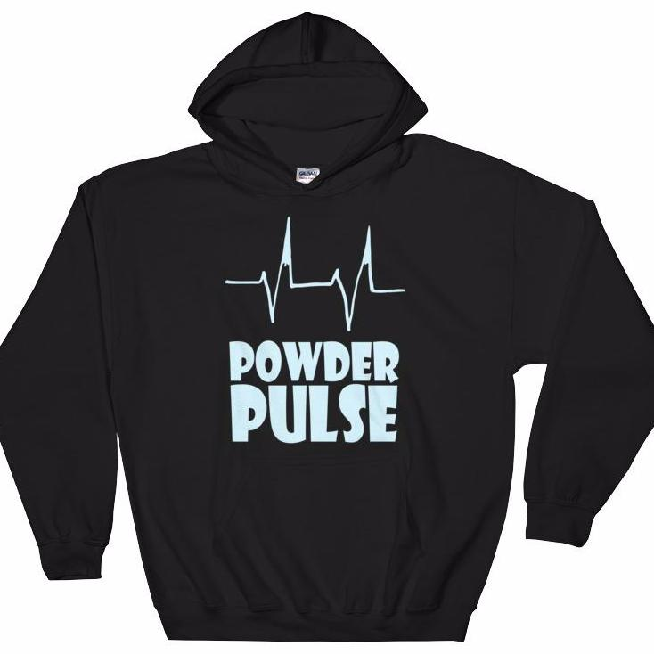 Powder Pulse Hooded Sweatshirt