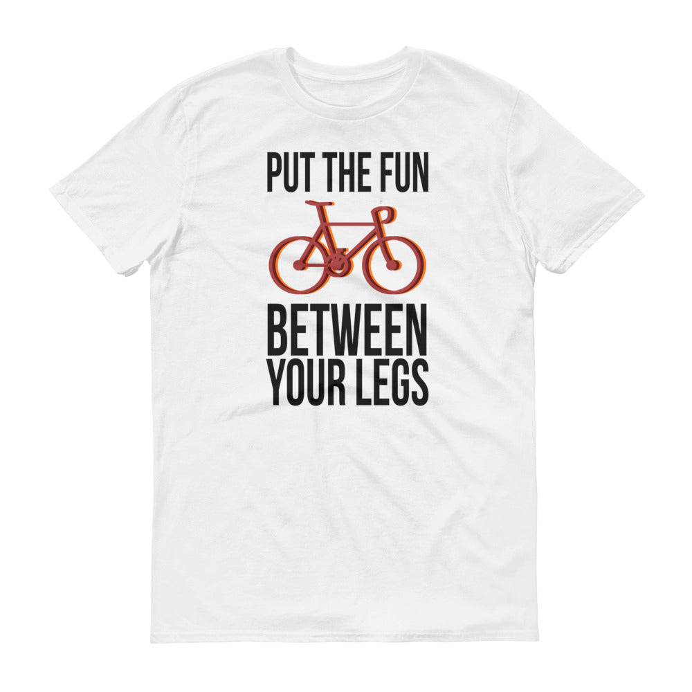 Between Legs Fun Tshirt