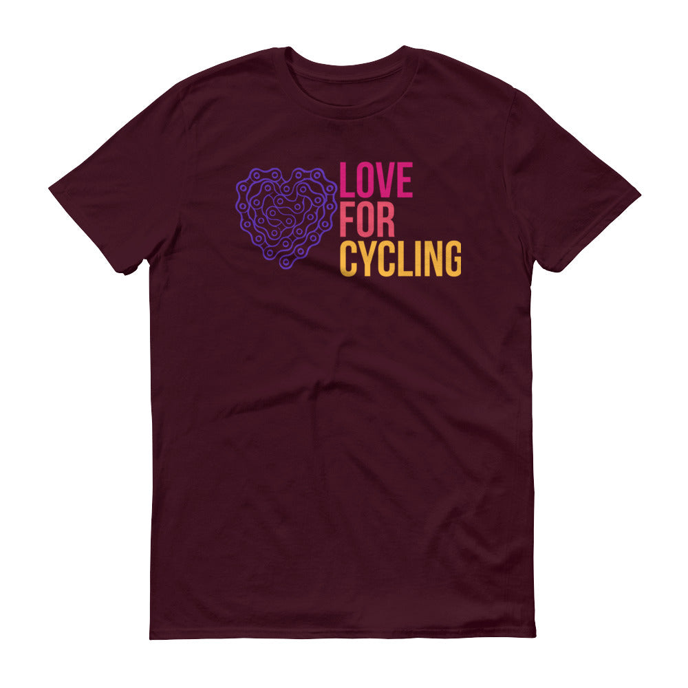 Cycling Love Tshirt