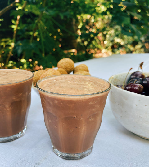 How To Make: Low-Waste Coffee Smoothie
