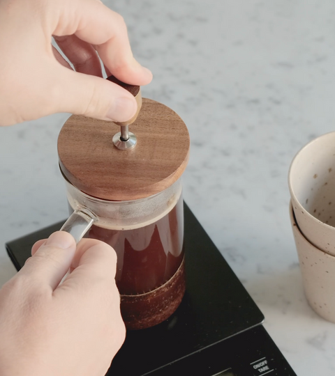 How To Make Cafetiere Coffee