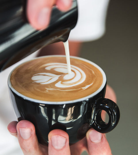 How To: Latte Art