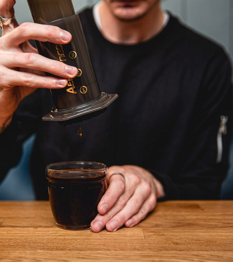 How To Make Aeropress Coffee