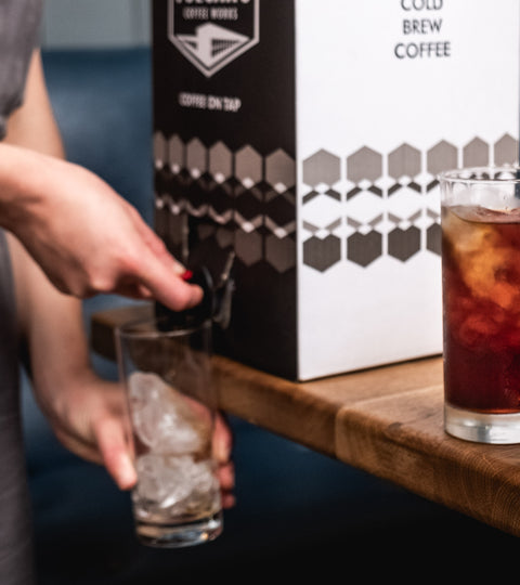 Buy Cold Brew Coffee On Tap at home (New for 2019)