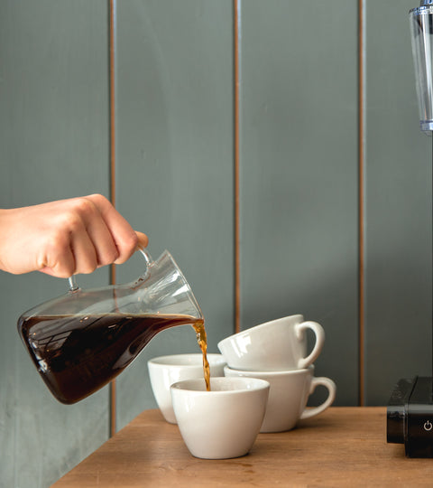 Cafetiere vs V60: find out how to make the best coffee