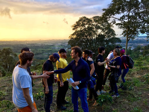 Volcano Coffee Works visits The Red Associations, Colombia