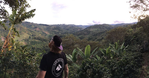Volcano Coffee Works visits The Red Association, Colombia