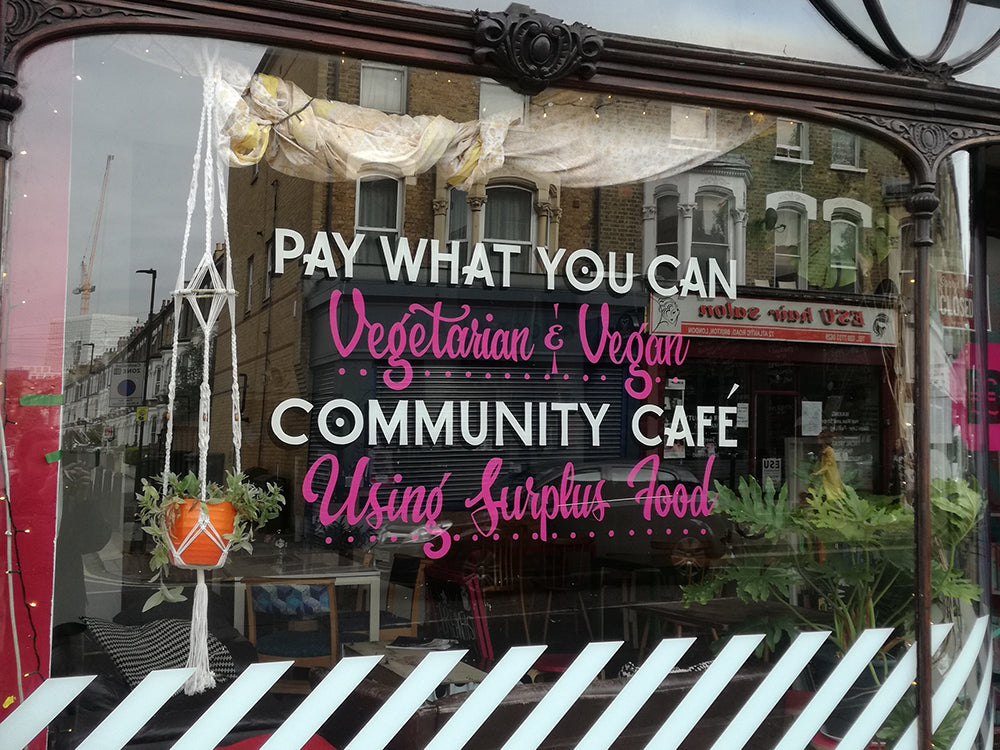 Brixton Pound Cafe