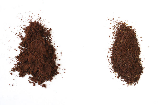 espresso vs filter grind coffee beans