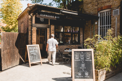 Perks and White Tulse Hill Station