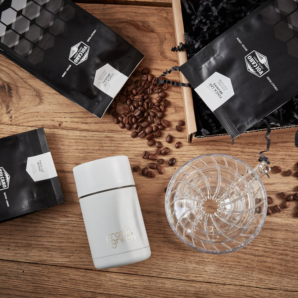 Frank Green + Coffee Brew Kit Gift Set