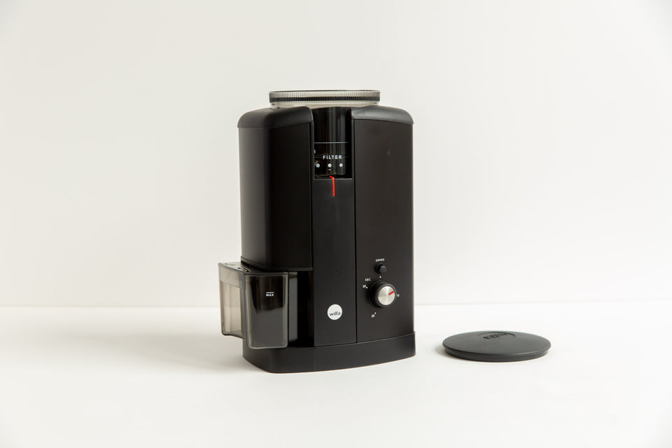 Wilfa Svart Aroma - Electric Coffee Grinder