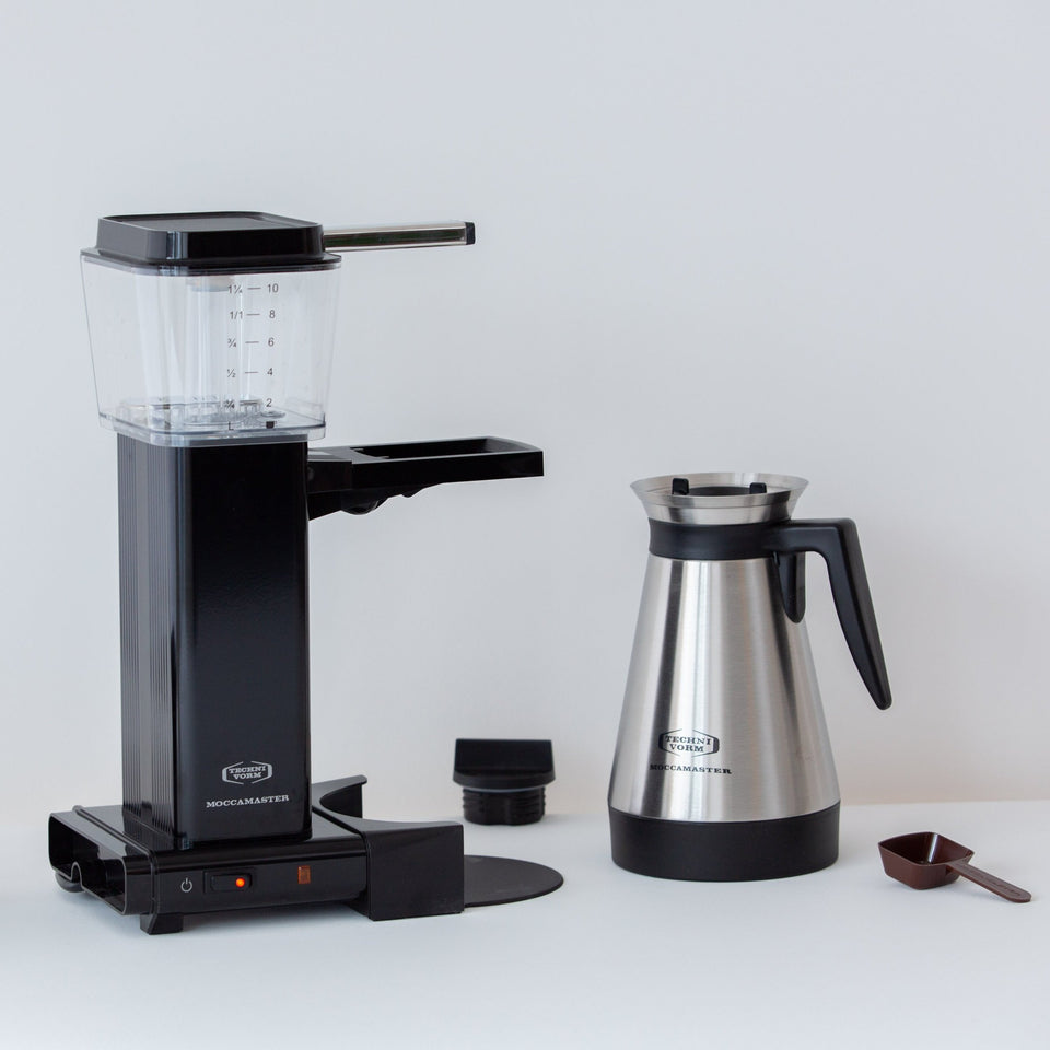 Batch Brew Kit (Moccamaster Technivorm + Wilfa grinder)