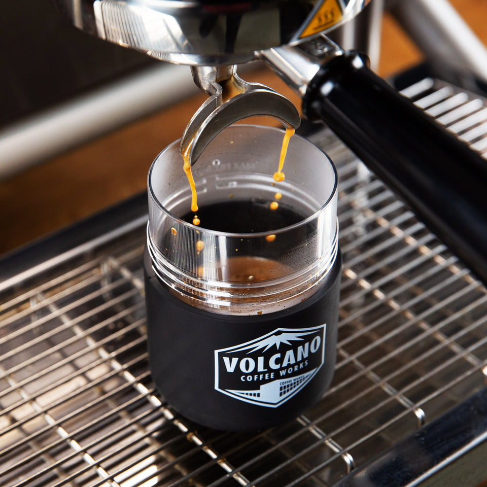 Frank Green - Original (Volcano Coffee Works) Reusable Coffee Cup