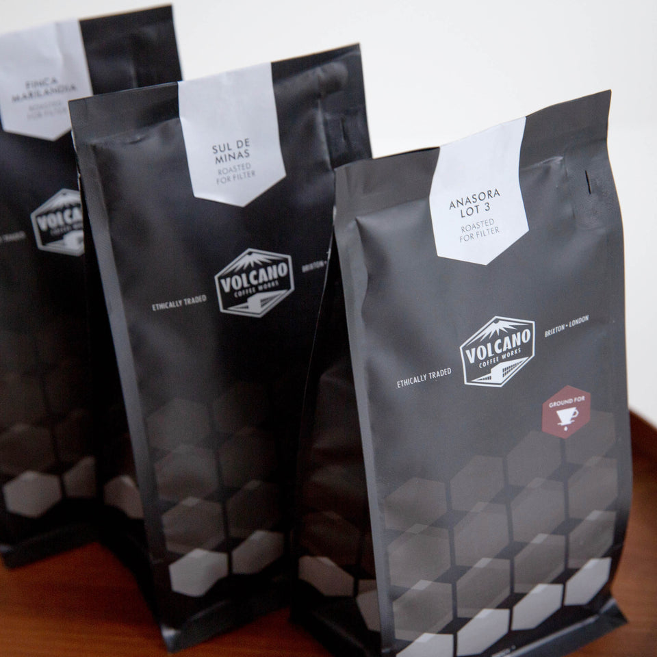 Filter Coffee Bundle (Whole Bean)