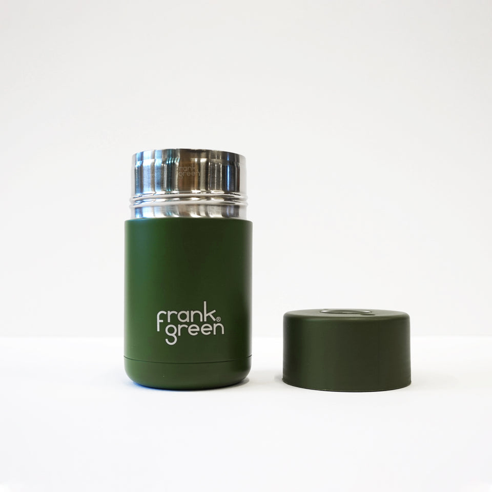 Frank Green - Ceramic Stainless Steel Reusable Coffee Cup