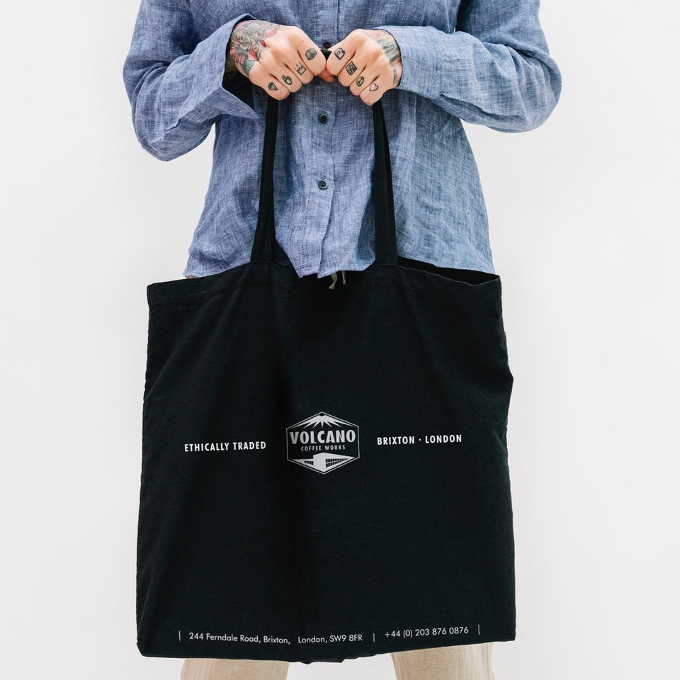 10oz Canvas Long Life Grocery Bag