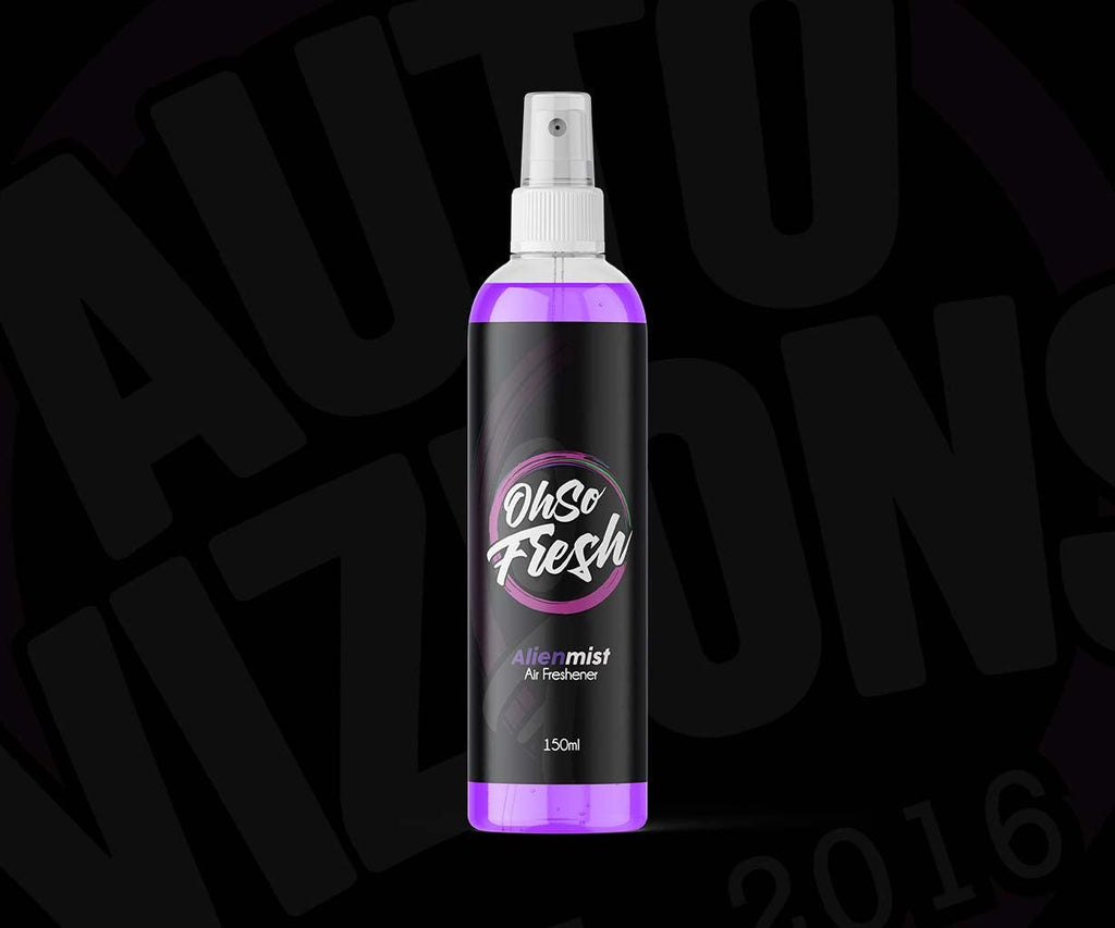 AlienMist Air Freshener 150ml - AutoVizions