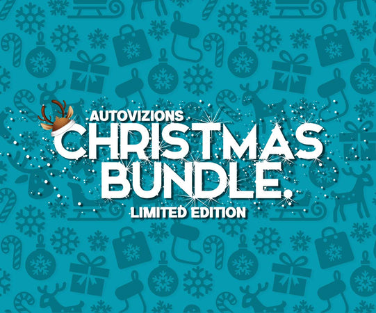 Christmas Bundle £50 - AutoVizions