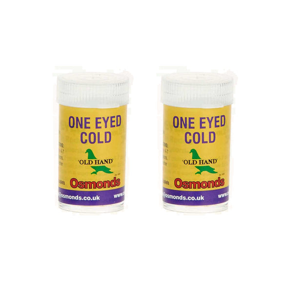 One Eyed Cold [2 Tubs]