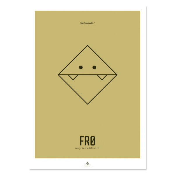 """Image of First Edition - """"Frø"""""""