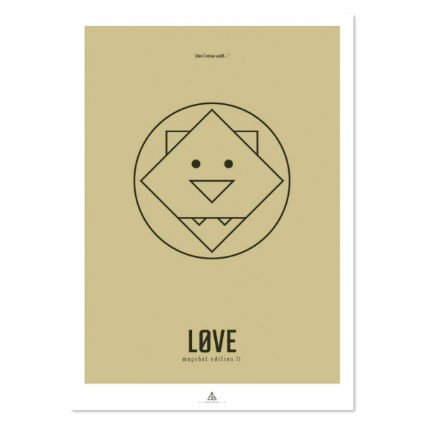 """Image of First Edition - """"Løve"""""""