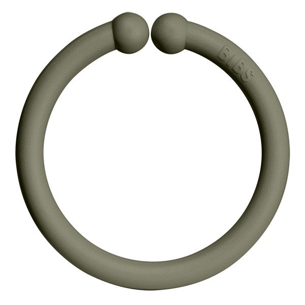 Loops Single Ring - Hunter Green