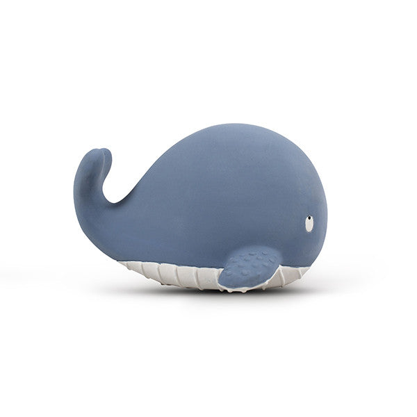 Christian The Whale Bidedyr - Powder Blue