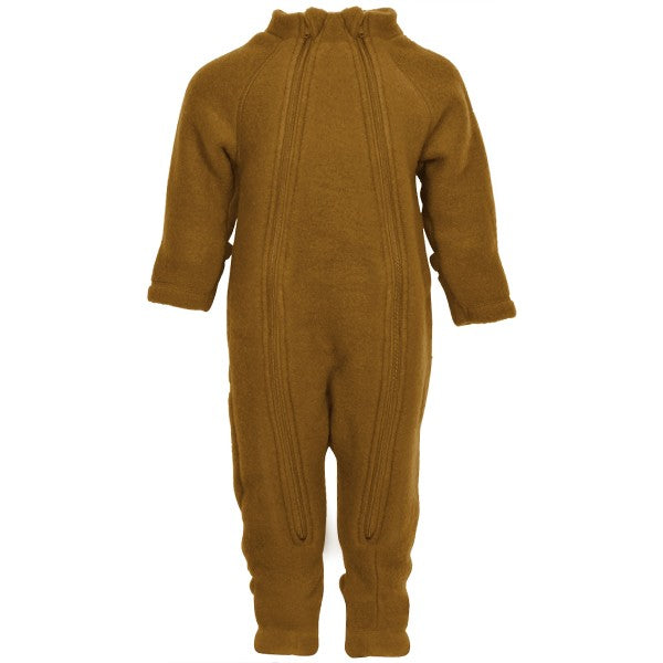 Køredragt Campaign Wool Suit - Golden Brown
