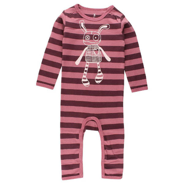 Heldragt - Hope Playsuit (Rosa) Tøj Small Rags - Lillepip.dk