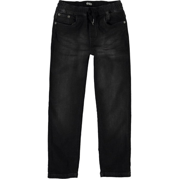Augustino jeans - Charcoal Denim