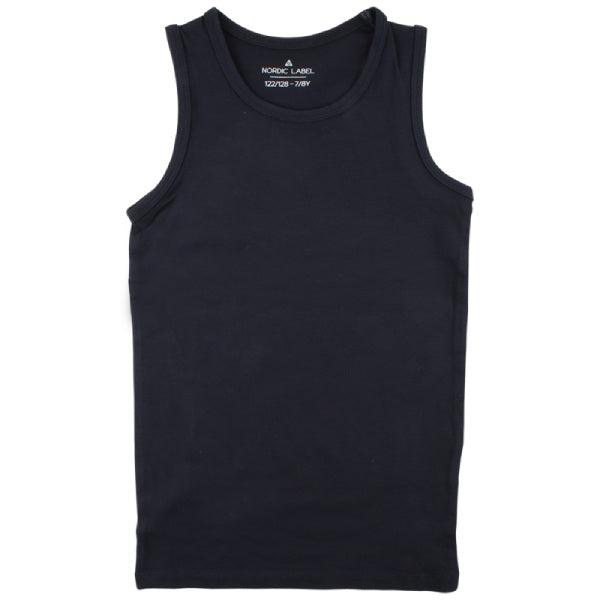 Nordic Label Tanktop Boys - Navy