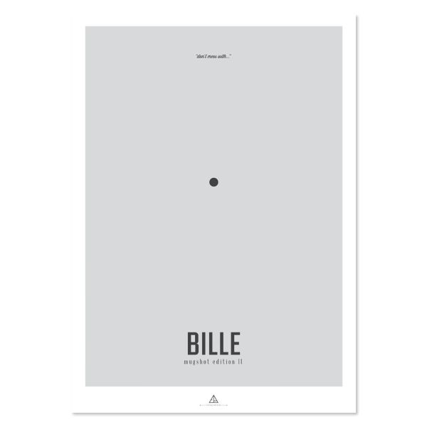 """Image of First Edition - """"Bille"""""""