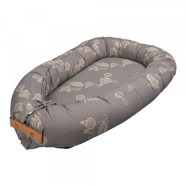 Image of   Airballoon Babynest - Grey