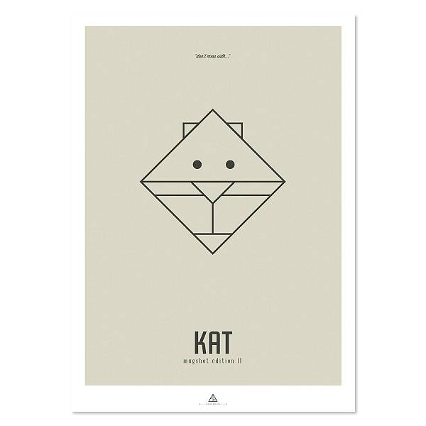 """Image of First Edition - """"Kat"""""""
