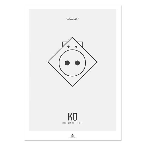 """Image of First Edition - """"Ko"""""""