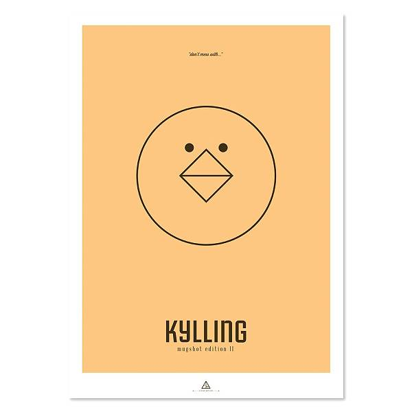 """Image of First Edition - """"Kylling"""""""