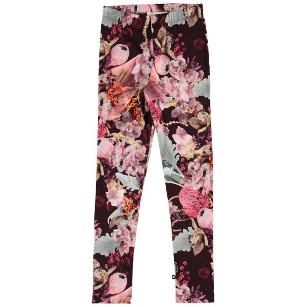 Niki Leggings - Winter Bouquet