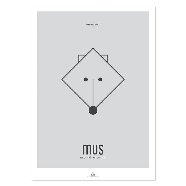 """Image of First Edition - """"Mus"""""""