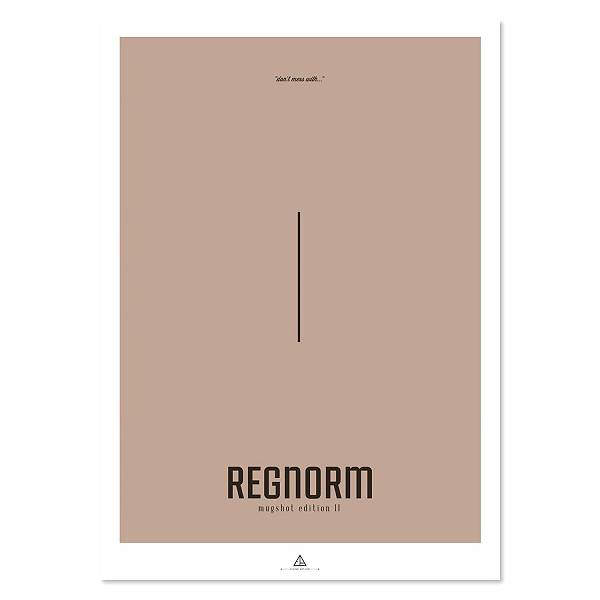 """Image of First Edition - """"Regnorm"""""""