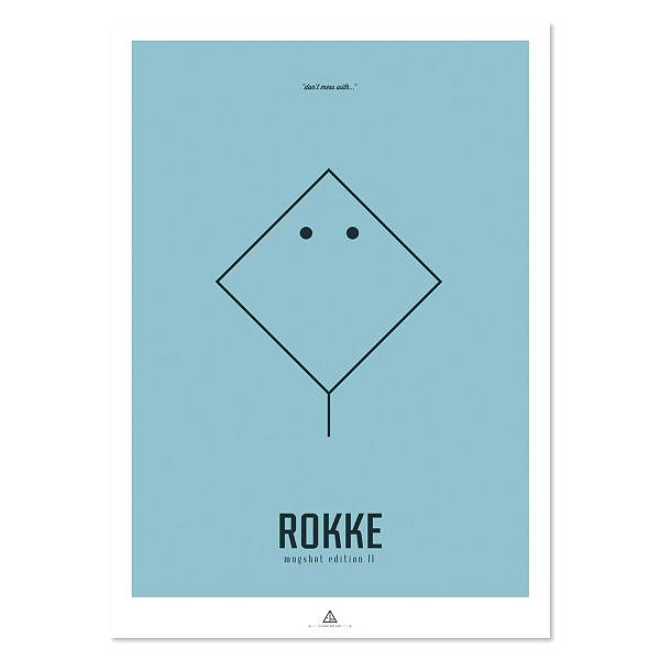 """Image of First Edition - """"Rokke"""""""