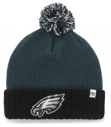 Eagles Youth Dunston Cuffed Winter Hat