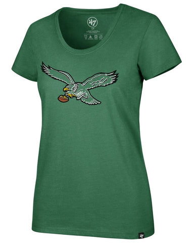Women's Eagles Imprint Club T-Shirt