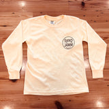 SJ Classic Youth Long Sleeve Shirt - Butter