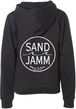 SJ Classic Youth Midweight Hooded Pullover - Black